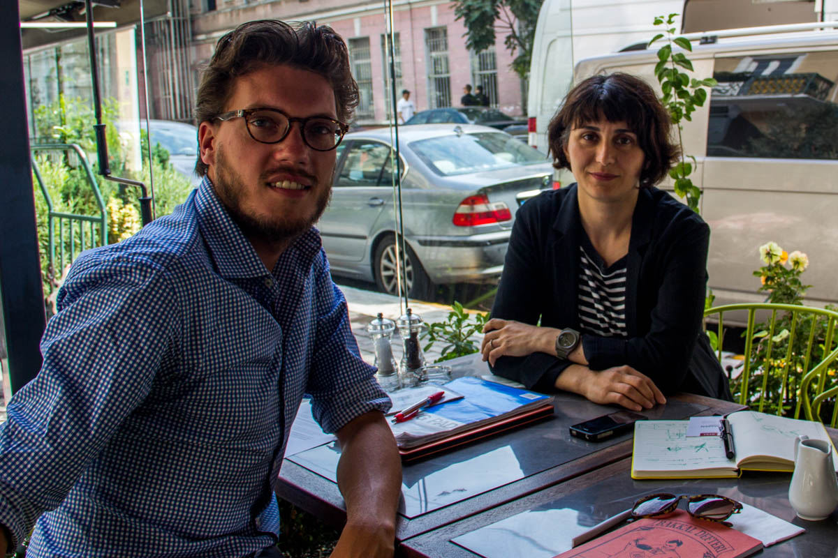 It was a great interview about the city development of Istanbul, and the soft-side of planning, with Mrs. Turan